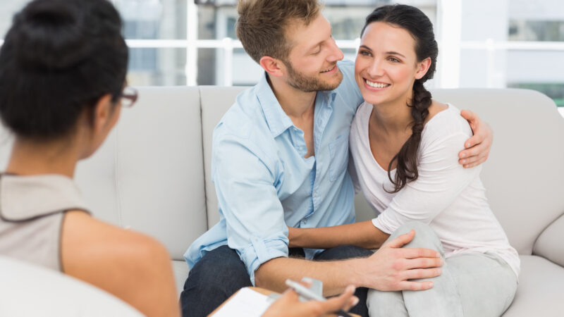 The ivf treatment given for infertile couple for good news