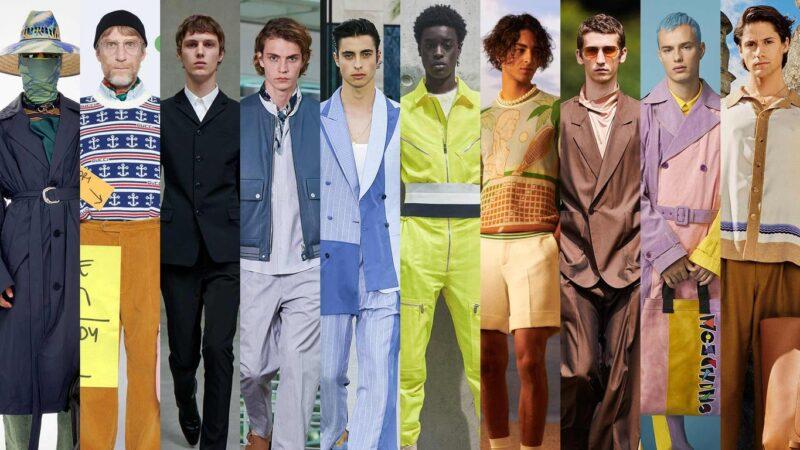 menswear Spring Fashion trends