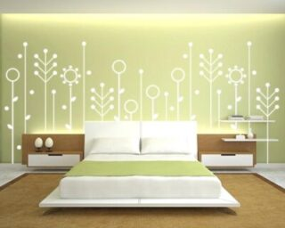 Popular Bedroom Wall Paint Color Combinations