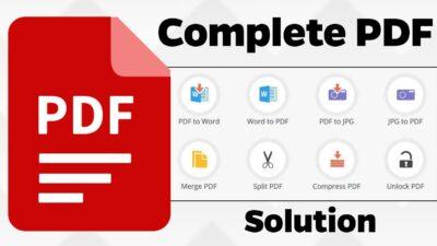 Delete PDF