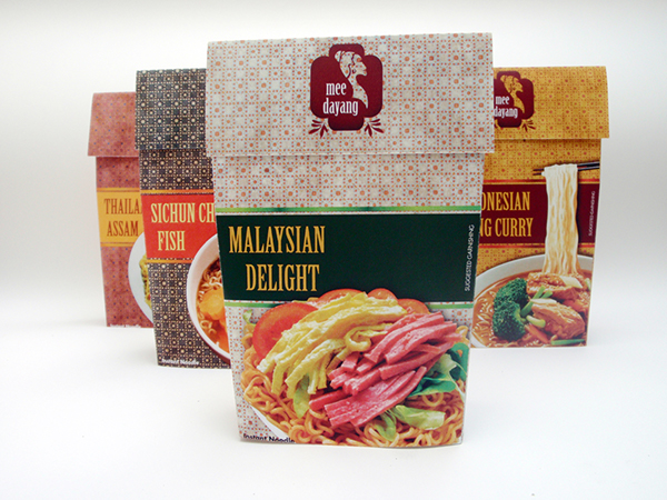 Light and Eco-Friendly Structure Design of an Instant Noodle Bowl