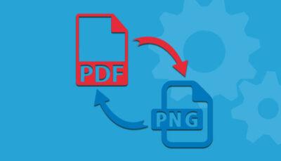 PDF to PNG